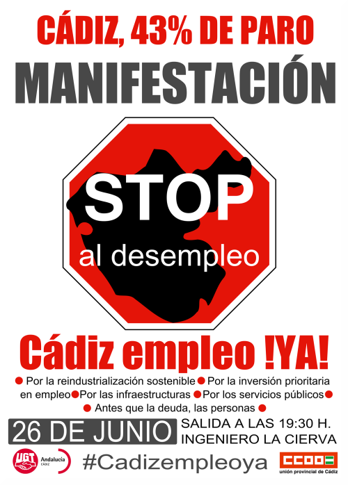 STOP DESEMPLEO CADIZ